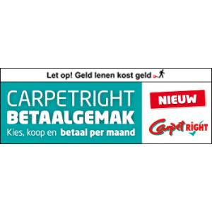 Carpetright Betaalgemak